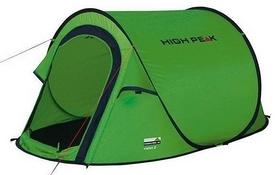 Палатка двухместная High Peak Vision 2 (Green)