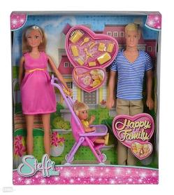 """Набор кукольный Simba Toys Steffi Love """"Счастливая семья"""""""