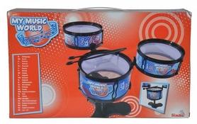 """Инструмент музыкальный Simba Toys """"Барабанная установка"""" 683 8996"""