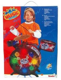 Электроударные с микрофоном и световыми эффектами Simba Toys 683 4988