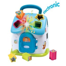 Игрушка для развития Cotoons Дом со световыми и звуковыми эффектами Smoby Toys