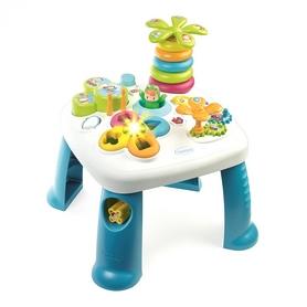 """Стол детский игровой Cotoons """"Цветочек"""" со звуковыми и световыми эффектами Smoby Toys (голубой)"""