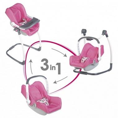 Кресло Maxi-Cosi Quinny 3 в 1 Smoby Toys