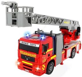 Машина пожарная Dickie Toys Город со звуковыми, световыми и водными эффектами (31 см)