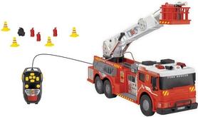 Машина пожарная Dickie Toys на ДУ со звуковыми и световыми эффектами