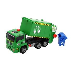 Мусоровоз Dickie Toys с воздушной помпой и контейнером
