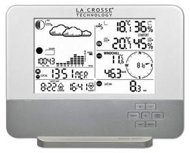 Метеостанция La Crosse WS1640-White