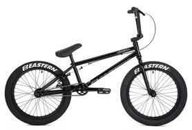 """Велосипед BMX Eastern Javelin 2018 - 20"""", рама - 20,5"""", черный (00-182667-black-2018)"""