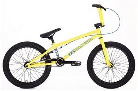 "Велосипед BMX Eastern Lowdown 2018 - 20"", рама - 20"", желтый (00-181097-yellow-2018)"
