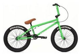 "Велосипед BMX Eastern Traildigger 2018 - 20"", рама - 20,75"", зеленый"