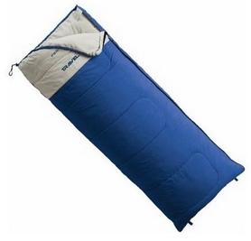 Мешок спальный (спальник) Ferrino Travel 200/+5°C Blue (Left)