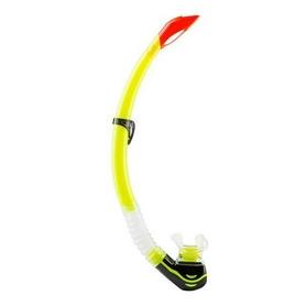 Трубка для плавания Dolvor SN09P желтый