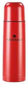 Термос Ferrino Vacuum Bottle, красный, 750 мл