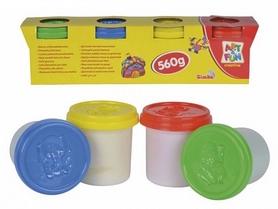 """Набор для лепки Simba Toys """"Основные цвета"""""""