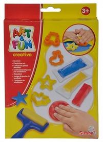 """Набор для лепки Simba Toys """"Формы и ролик"""""""