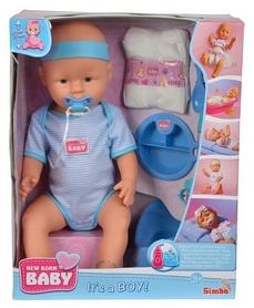 """Пупс Simba Toys NBB """"Уход за малышом"""", 43 см"""