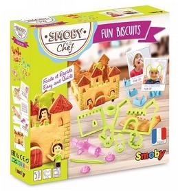 """Набор для выпекания Smoby Toys Шеф """"Замок принцессы"""""""