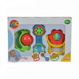Набор погремушек Simba Toys (3 шт)
