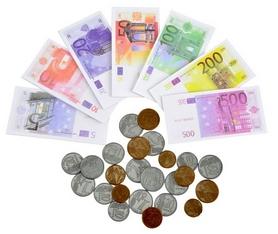 """Набор игрушечных денег Simba Toys """"Евро"""""""