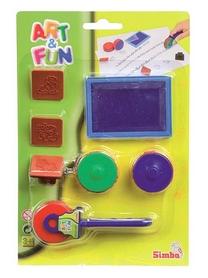 "Набор для творчества Simba Toys ""Штампи-ролики"""