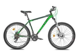 "Велосипед горный Ardis Shultz 2017 - 27,5"", рама - 19"", зеленый (SCHULTZ-01701)"