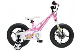 "Велосипед детский Royal Baby Dino 2017 - 14"", рама - 8"", розовый"