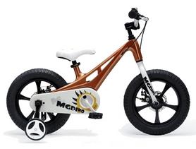 """Велосипед детский Royal Baby Dino 2017 - 14"""", рама - 8"""", коричневый"""