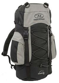 Рюкзак туристический Highlander Rambler Grey/Black, 25 л