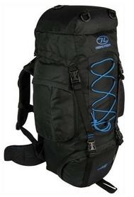 Рюкзак туристический Highlander Rambler Black/Teal, 66 л