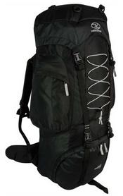 Рюкзак туристический Highlander Rambler Black/Silver, 88 л