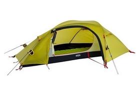 Палатка одноместная Wechsel Pathfinder 1 Unlimited (Green) + коврик Mola, 1 шт