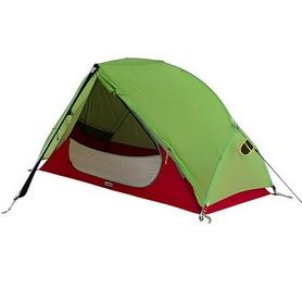 Палатка одноместная Wechsel Scout 1 Zero-G (Pear) + коврик Mola, 1 шт