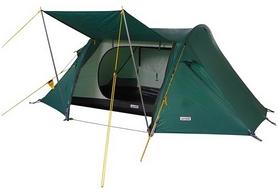 Палатка двухместная Wechsel Pioneer 2 Unlimited (Green) + коврик Mola, 2 шт