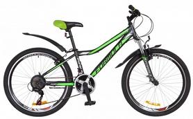 """Велосипед подростковый Formula Forest AM 14G Vbr St 2018 - 24"""", рама - 12,5"""", зеленый"""