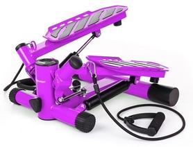 Степпер Hop-Sport HS-30S фиолетовый