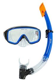 Набор для плавания ZLT (маска + трубка) синий