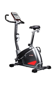 Велотренажер электромагнитный Hop-Sport HS-80R Icon silver/red
