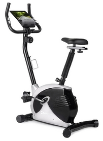 Велотренажер магнитный Hop-Sport HS-2080 Spark silver
