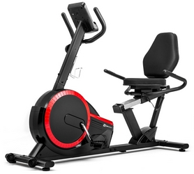 Велотренажер горизонтальный Hop-Sport HS-060L Pulse Red