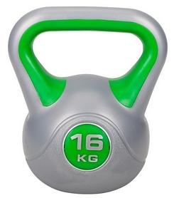Гиря виниловая Hop-Sport, 16 кг
