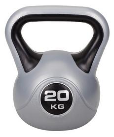 Гиря виниловая Hop-Sport, 20 кг