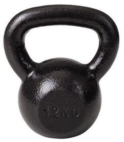 Гиря чугунная Hop-Sport, 12 кг