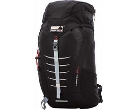 Рюкзак туристический High Peak Vortex - черный, 24 л