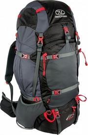 Рюкзак туристический Highlander Ben Nevis - черный, 65 л