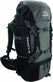Рюкзак туристический Highlander Discovery 45 черный