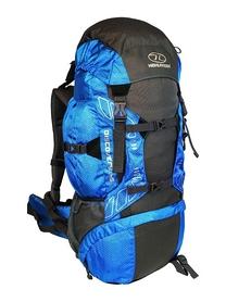 Рюкзак туристический Highlander Discovery 45 голубой
