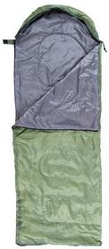 Мешок спальный (спальник) Green Camp S1004 - зеленый, (180 + 30) * 75 см