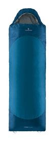 Мешок спальный (спальник) Ferrino Yukon Plus SQ Maxi синий, левый