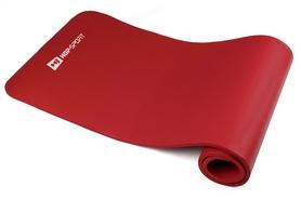 Мат для фитнеса Hop-Sport HS-4264 - красный, 1 см