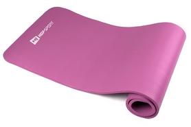 Мат для фитнеса Hop-Sport HS-4264 - розовый, 1,5 см